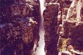 Третий водопад на Текелю.